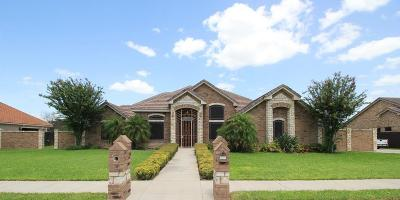 Mission Single Family Home For Sale: 3102 Driftwood Lane