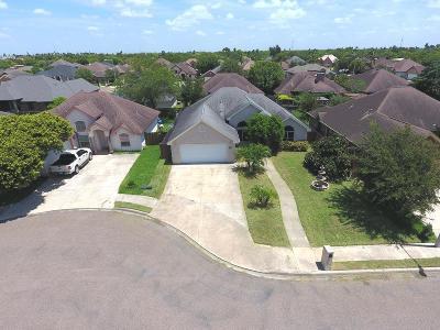 Pharr Single Family Home For Sale: 925 Lion Drive