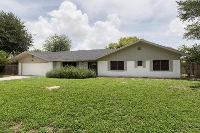 Pharr Single Family Home For Sale: 1305 S Juniper Street