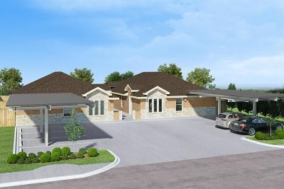Edinburg Multi Family Home For Sale: 3707 Tinsley Avenue