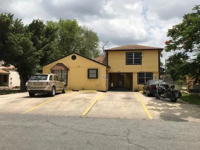 McAllen Multi Family Home For Sale: 407 Cedar Avenue