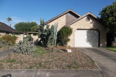 Mission Single Family Home For Sale: 1617 E Gastel Circle #1617