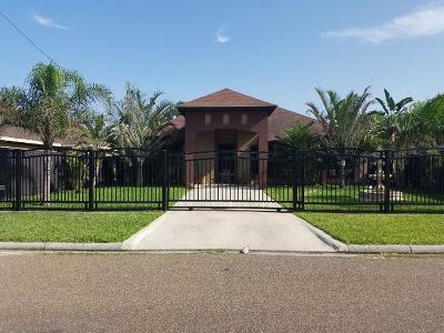 Weslaco Single Family Home For Sale: 706 Roosevelt Street