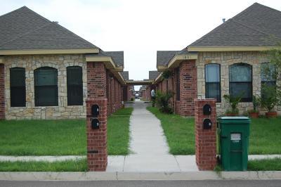 Pharr Multi Family Home For Sale: 1801 Horse Street #1,2,3,4
