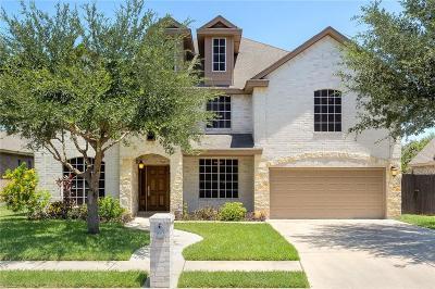 McAllen TX Single Family Home For Sale: $324,900