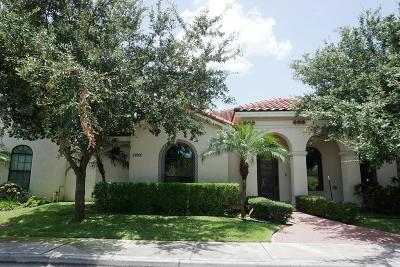 McAllen Single Family Home For Sale: 1228 E Agusta Avenue