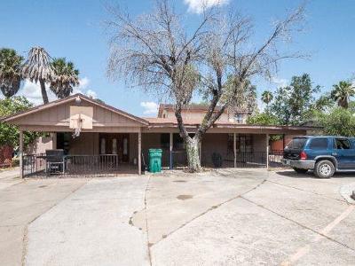 Pharr Single Family Home For Sale: 1229 S Aster Street
