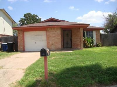 McAllen TX Single Family Home For Sale: $86,000