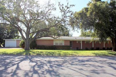 Pharr Single Family Home For Sale: 1201 Azalea Street