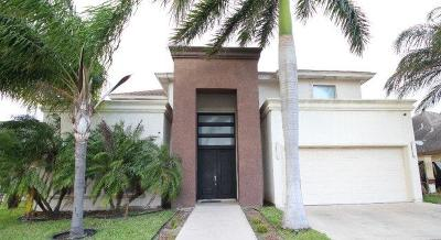 Mission Single Family Home For Sale: 1809 Sebastian Street