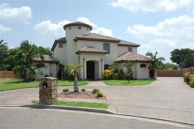 McAllen Single Family Home For Sale: 607 S First Street