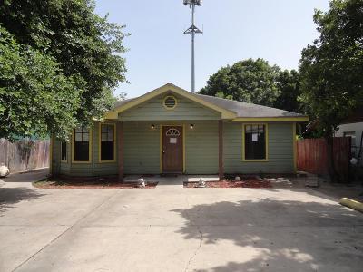 McAllen TX Multi Family Home For Sale: $79,500
