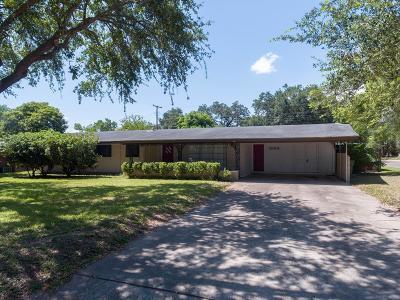 Weslaco Single Family Home For Sale: 1000 W 9th Street