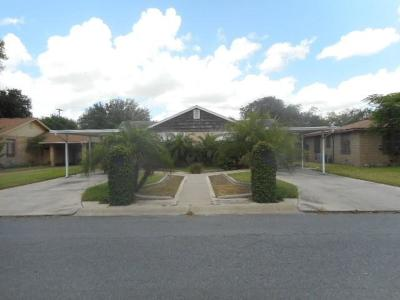 McAllen TX Multi Family Home For Sale: $124,900