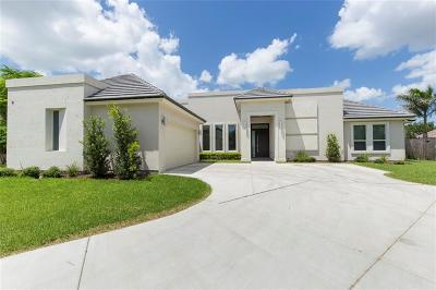 Mission Single Family Home For Sale: 3602 Cardinal Lane