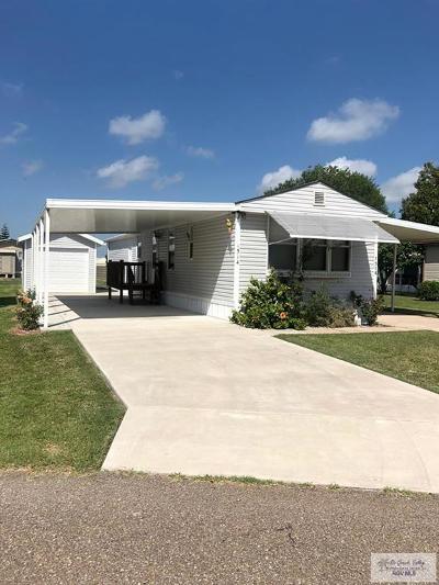 Harlingen Single Family Home For Sale: 1514 Sunwest Boulevard
