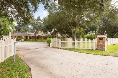 Mission Single Family Home For Sale: 2302 N Bryan Road