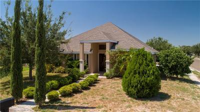 McAllen TX Single Family Home For Sale: $149,000