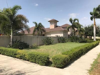 McAllen Single Family Home For Sale: 1304 La Cantera Avenue