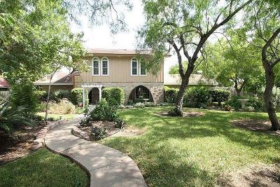 Weslaco Single Family Home For Sale: 1208 W Valley View Drive