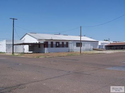 Cameron County Commercial For Sale: 920 W Van Buren Avenue