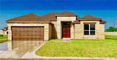 Harlingen Single Family Home For Sale: 23903 Julio Lane