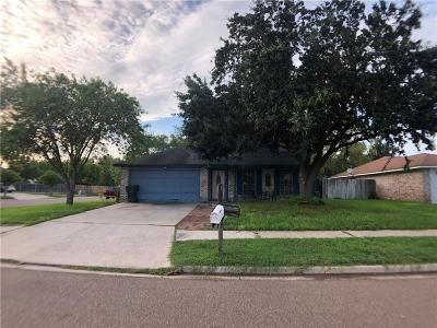 Harlingen Single Family Home For Sale: 2106 W Adrian Street