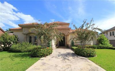 McAllen TX Single Family Home For Sale: $699,900