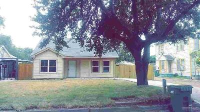 Weslaco Single Family Home For Sale: 806 S Missouri Avenue