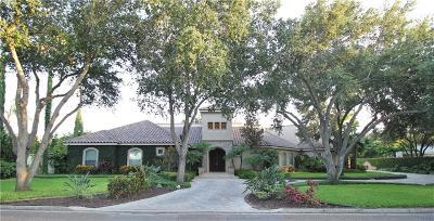 McAllen Single Family Home For Sale: 800 E Sundown Drive