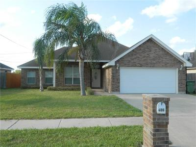 Weslaco Single Family Home For Sale: 606 Bowie Street