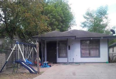Weslaco Single Family Home For Sale: 105 S Cedro Street