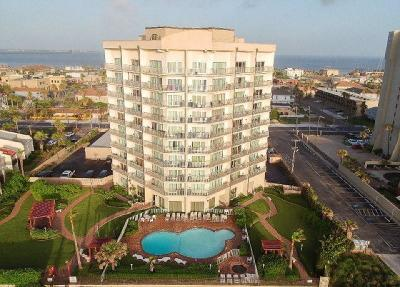 South Padre Island Condo/Townhouse For Sale: 2000 Gulf Boulevard #108