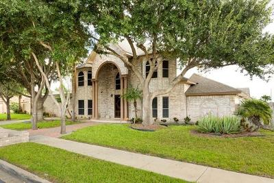 McAllen Single Family Home For Sale: 6500 N Cynthia Street