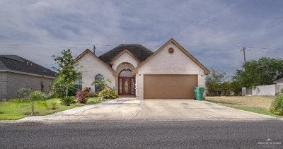 Pharr Single Family Home For Sale: 514 Melanie Drive