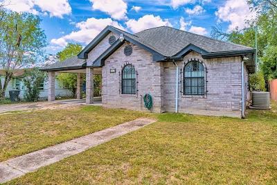 Weslaco Single Family Home For Sale: 711 E Plaza Street