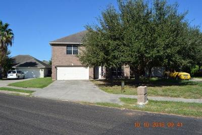 McAllen TX Single Family Home For Sale: $194,900