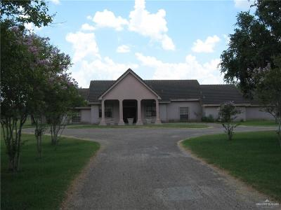 McAllen Single Family Home For Sale: 1777 W Northgate Lane