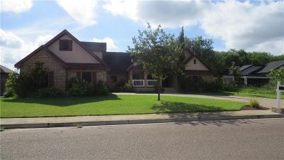 Edinburg Single Family Home For Sale: 2216 Keralum Drive