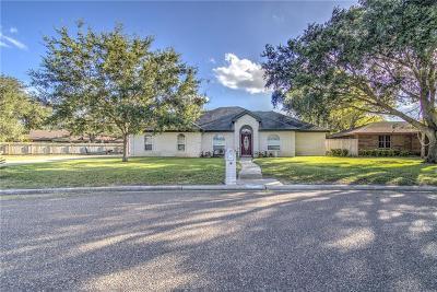 Weslaco Single Family Home For Sale: 1119 Stone Street