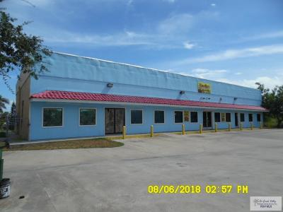 Cameron County Commercial For Sale: 4922 Southmost Road