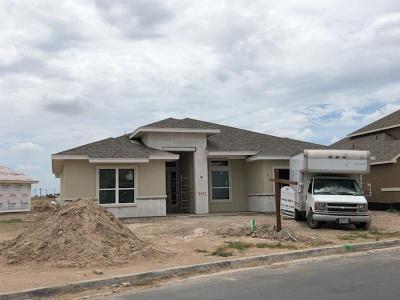 McAllen TX Single Family Home For Sale: $338,600
