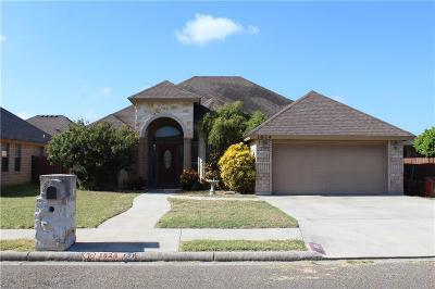 Weslaco Single Family Home For Sale: 1824 E 2nd Street