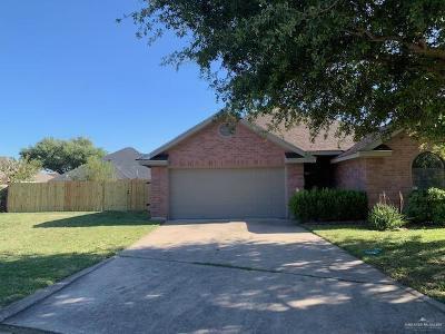 McAllen TX Single Family Home For Sale: $131,000