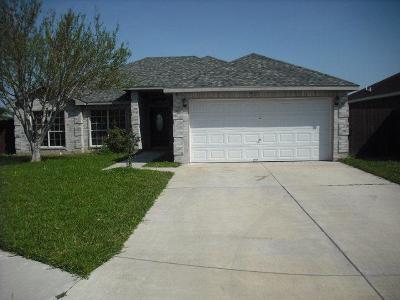 McAllen TX Single Family Home For Sale: $156,000