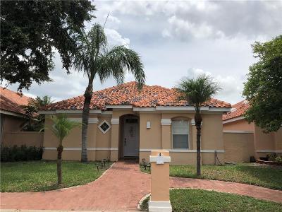 McAllen Single Family Home For Sale: 125 E Yucca Avenue