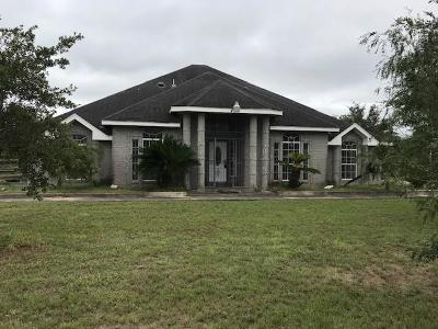 Edinburg Single Family Home For Sale: 4604 N Kenyon Road