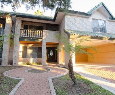 McAllen TX Condo/Townhouse For Sale: $128,900