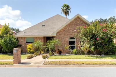 McAllen TX Single Family Home For Sale: $169,900