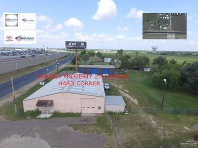 Cameron County Commercial For Sale: 25496 Altas Palmas Road